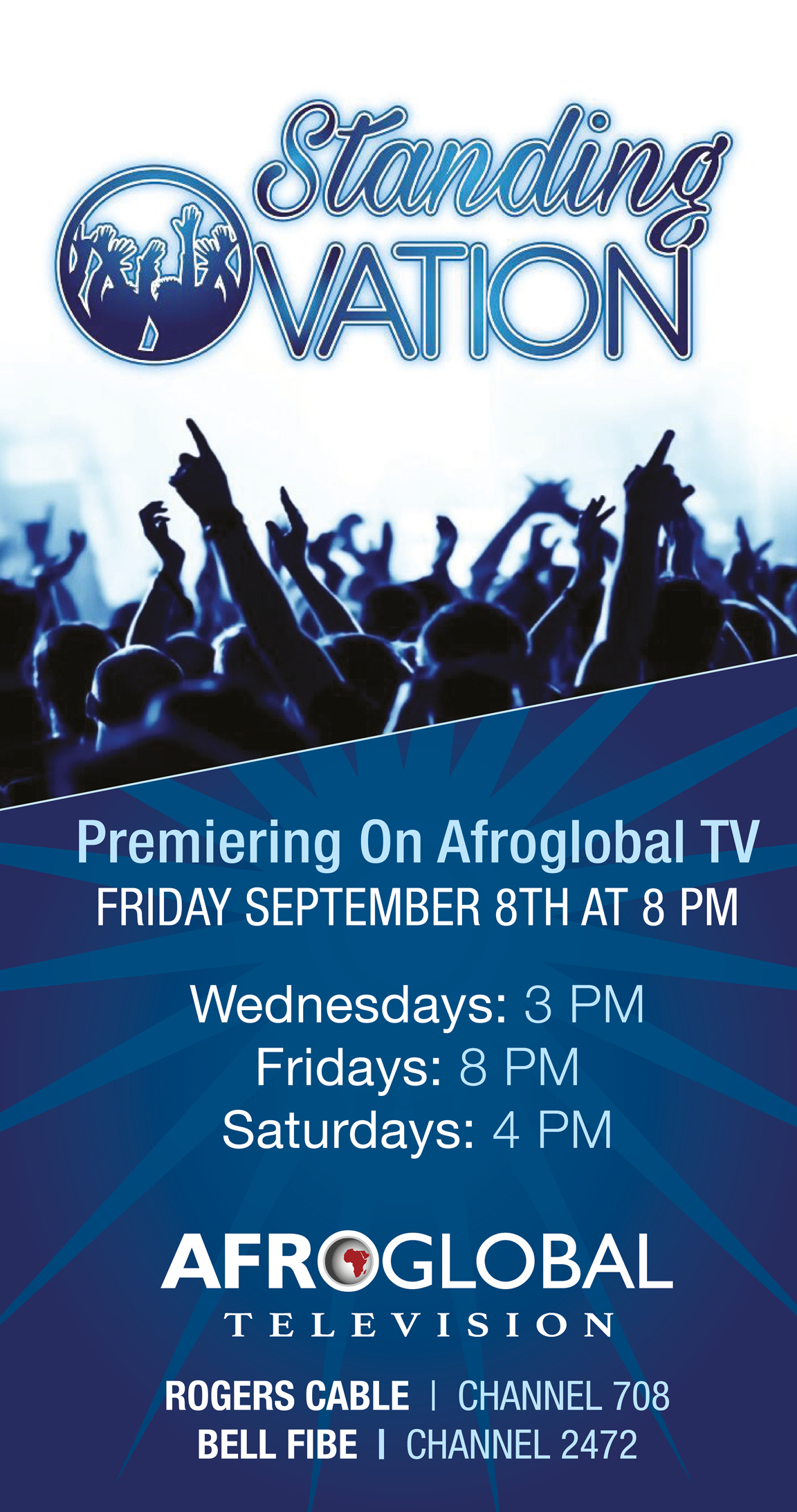 Afroglobal Television | Showcasing the best of Africa and its Diaspora